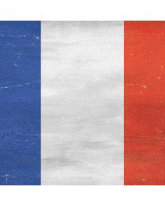 French Flag Distressed Roomba e5 Skin