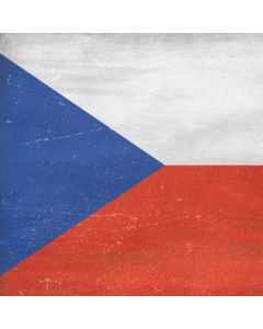 Czech Republic Flag Distressed Roomba 960 Skin