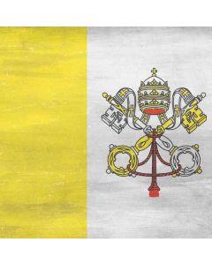 Vatican City Flag Distressed Roomba e5 Skin