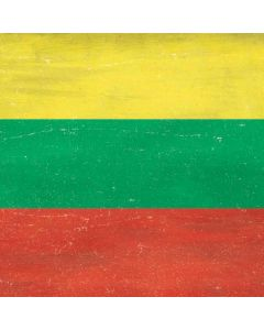 Lithuania Flag Distressed Roomba e5 Skin