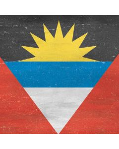 Antigua and Barbuda Flag Distressed Roomba 960 Skin