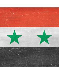 Syria Flag Distressed Roomba e5 Skin
