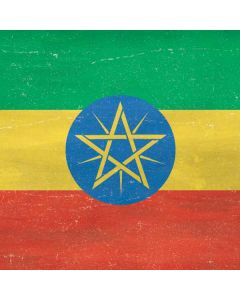 Ethiopia Flag Distressed Roomba 880 Skin