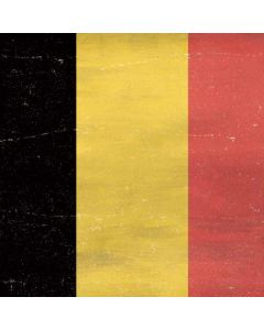 Belgium Flag Distressed Roomba 960 Skin