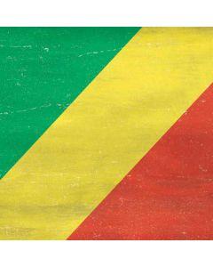 Republic of the Congo Flag Distressed Roomba e5 Skin
