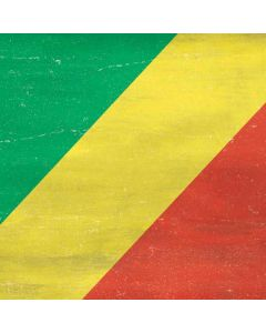 Republic of the Congo Flag Distressed Roomba 880 Skin