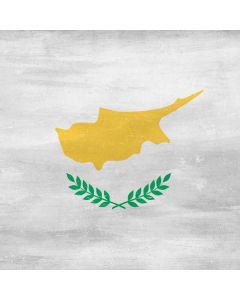 Cyprus Flag Distressed Roomba 880 Skin