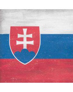 Slovakia Flag Distressed Roomba e5 Skin