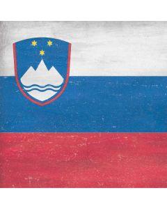 Slovenia Flag Distressed Roomba e5 Skin