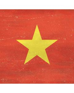 Vietnam Flag Distressed Roomba e5 Skin