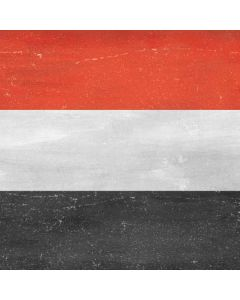 Yemen Flag Distressed Roomba 890 Skin