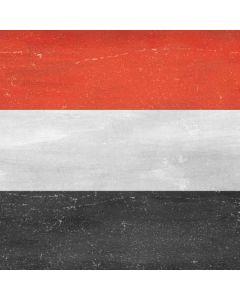 Yemen Flag Distressed Roomba 980 Skin