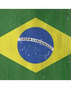 Brazil Flag Distressed Roomba e5 Skin