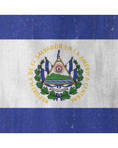 El Salvador Flag Distressed Roomba e5 Skin