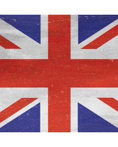 United Kingdom Flag Distressed Roomba i7+ with Dock Skin