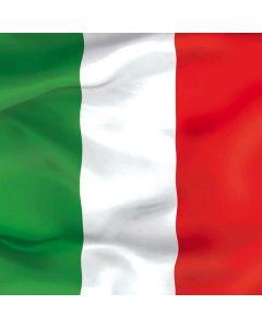 Italy Flag Roomba i7+ with Dock Skin