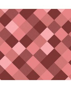 Autumn Red Geometric Roomba 880 Skin