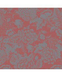 Dusty Cedar Floral Roomba e5 Skin