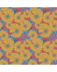 Bright Fall Flowers Roomba 880 Skin