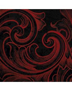 Red Flourish Roomba 880 Skin