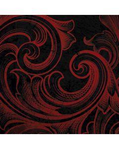Red Flourish Roomba e5 Skin
