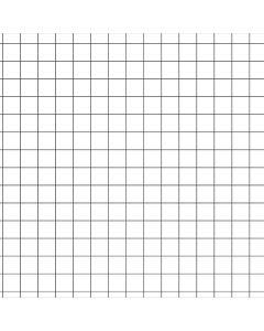 White Grid Roomba 860 Skin