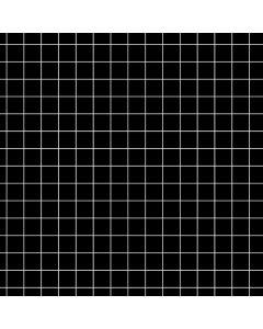 Black Grid Roomba s9+ no Dock Skin