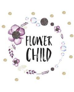 Flower Child Roomba e5 Skin