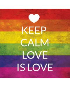 Keep Calm Love Is Love Roomba e5 Skin