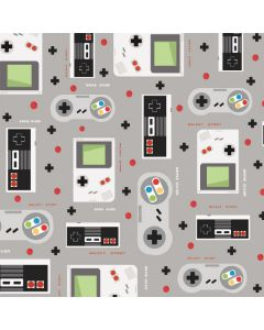 Retro Nintendo Pattern Roomba i7+ with Dock Skin