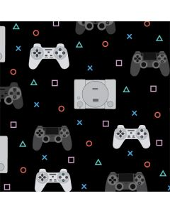 PlayStation Pattern Roomba i7 Plus Skin