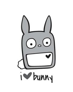 i HEART bunny Roomba 960 Skin