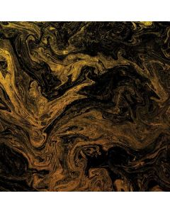 Gold and Black Marble Roomba 880 Skin