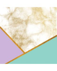 Angled Marble Roomba i7 Plus Skin