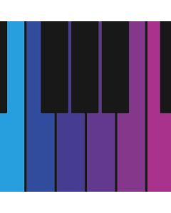 Color Piano Keys Roomba 960 Skin