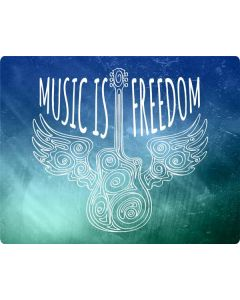 Music Is Freedom Roomba e5 Skin