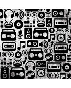 Music Pattern Roomba 880 Skin