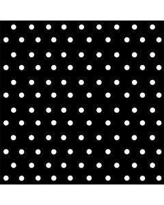 Black and White Polka Dots Roomba 880 Skin