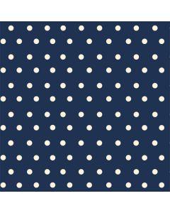 Blue and Cream Polka Dots Roomba 880 Skin