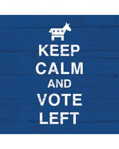 Keep Calm And Vote Left Roomba 960 Skin