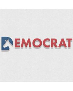 Democrat Roomba e5 Skin