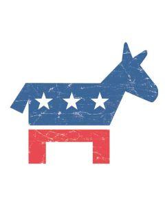 Democrat Donkey Roomba 960 Skin