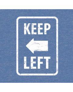 Keep Left Roomba e5 Skin