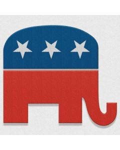 Republican Elephant Roomba 880 Skin