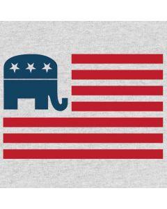 Republican American Flag Roomba 980 Skin