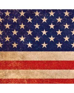 Distressed American Flag Roomba 890 Skin