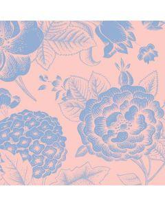 Rose Quartz & Serenity Floral Roomba 960 Skin