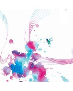 Violet Harmony (Hummingbird) Roomba e5 Skin