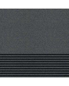 Black and Grey Stripes Roomba s9+ no Dock Skin