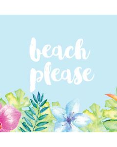 Beach Please Roomba 860 Skin
